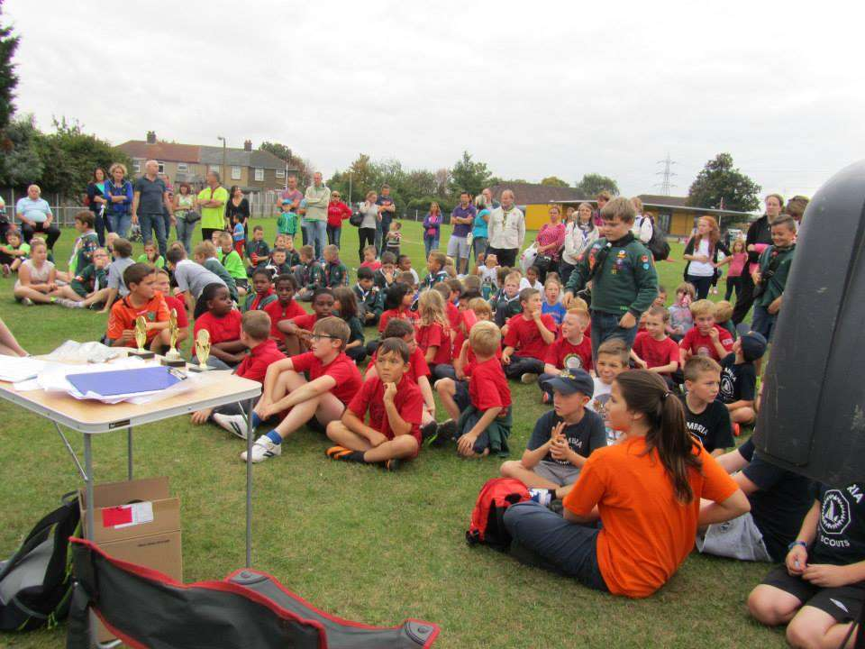 District Cub Games Day