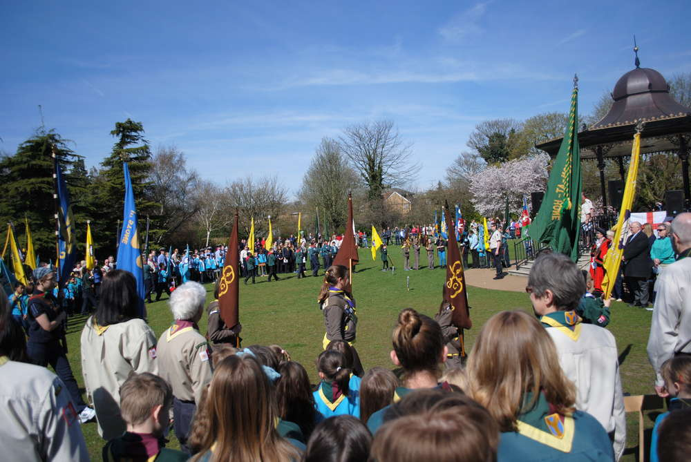 St. Georges Day 2014