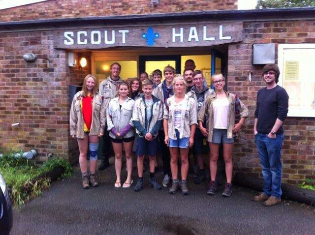 Beaver Scouts Celebrate Success